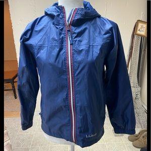 Kids Discovery Rain Jacket - Dark Royal Blue